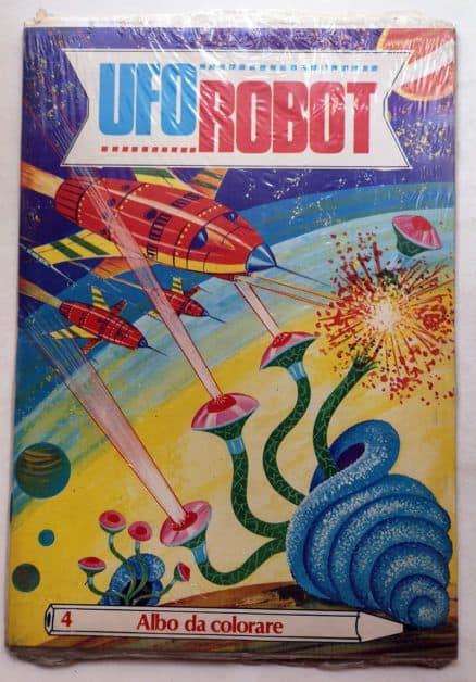 ufo robot