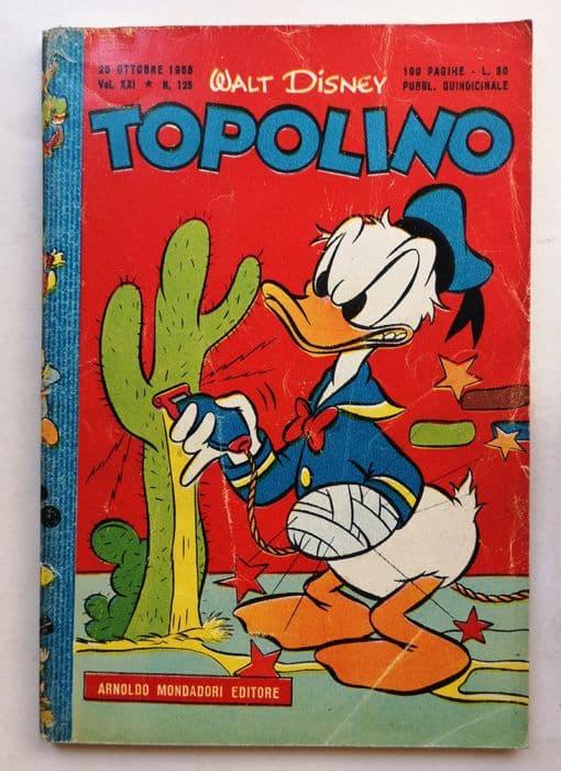TOPOLINO LIBRETTO n 125