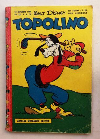 TOPOLINO LIBRETTO n 126