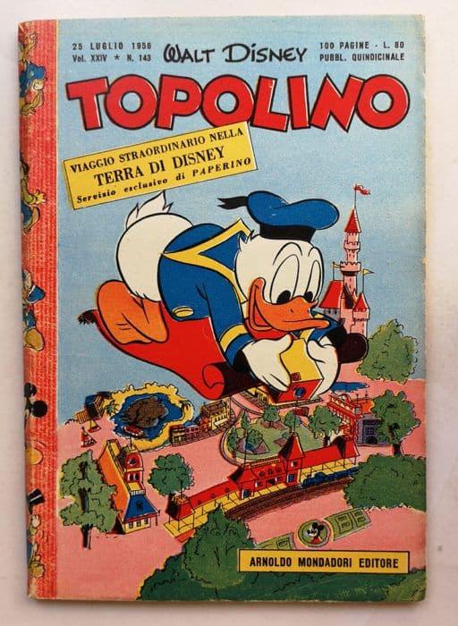 TOPOLINO LIBRETTO n 143