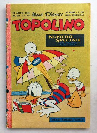 TOPOLINO LIBRETTO n 144