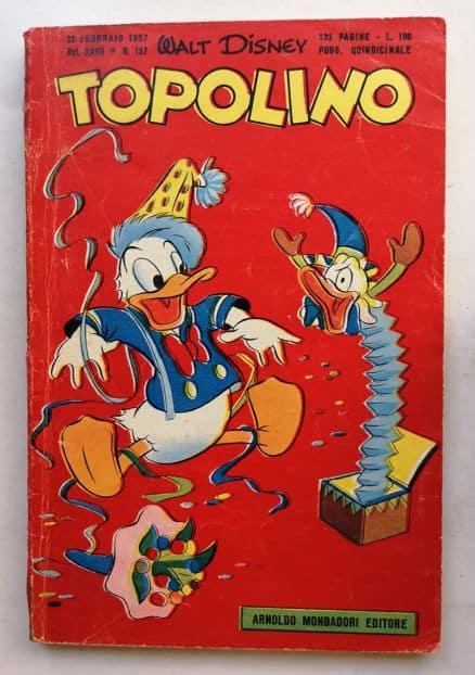 TOPOLINO LIBRETTO n 157