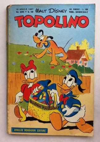 TOPOLINO LIBRETTO n 160