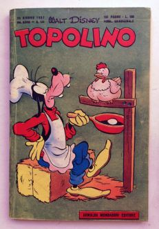 TOPOLINO LIBRETTO n 165