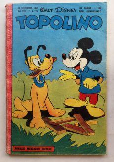TOPOLINO LIBRETTO n 170