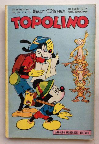 TOPOLINO LIBRETTO n 179