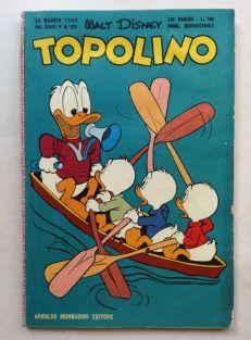 TOPOLINO LIBRETTO n 211