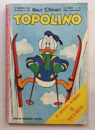 TOPOLINO LIBRETTO n 224
