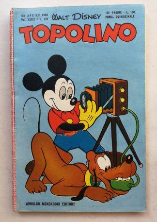 TOPOLINO LIBRETTO n 233