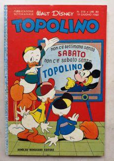 TOPOLINO LIBRETTO n 238