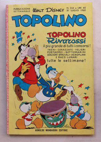 TOPOLINO LIBRETTO n 244