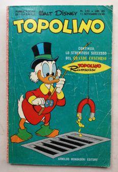 TOPOLINO LIBRETTO n 250