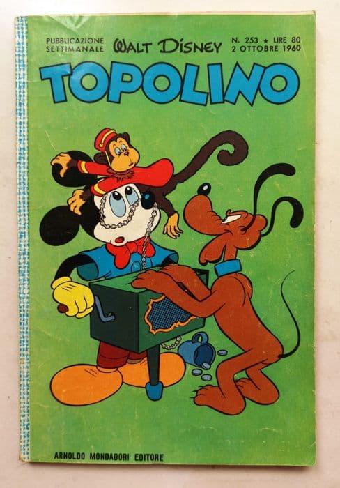 TOPOLINO LIBRETTO n 253