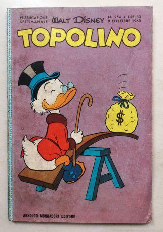 TOPOLINO LIBRETTO n 254
