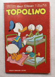 TOPOLINO LIBRETTO n 263