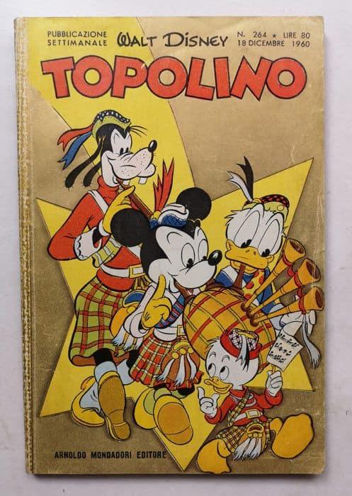 TOPOLINO LIBRETTO n 264