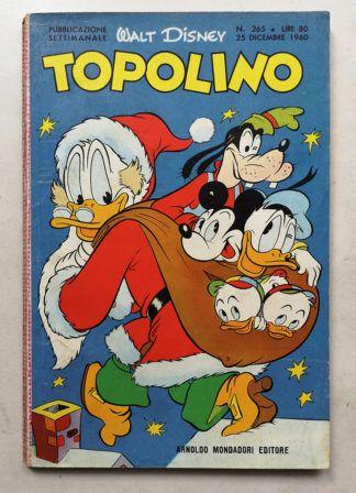 TOPOLINO LIBRETTO n 265