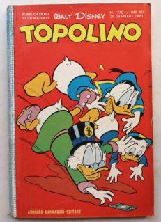 TOPOLINO LIBRETTO n 270