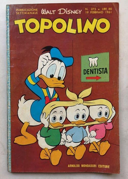 TOPOLINO LIBRETTO n 273