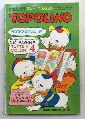 TOPOLINO LIBRETTO n 289