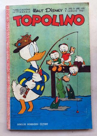 TOPOLINO LIBRETTO n 293