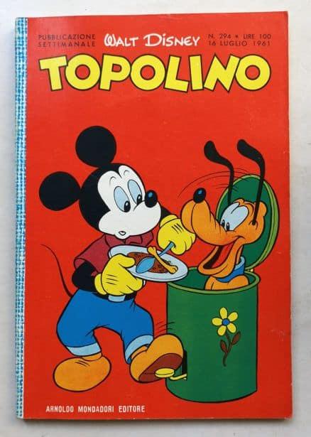 TOPOLINO LIBRETTO n 294