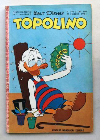 TOPOLINO LIBRETTO n 295