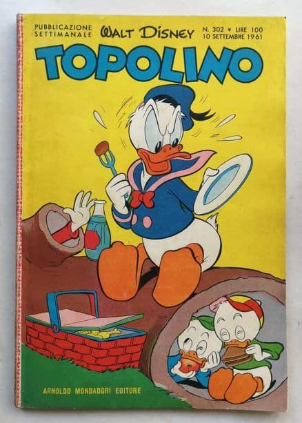 TOPOLINO LIBRETTO n 302