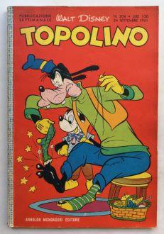 TOPOLINO LIBRETTO n 304