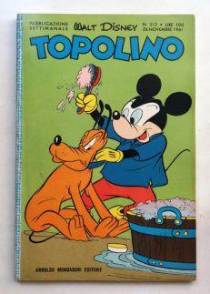 TOPOLINO LIBRETTO n 313