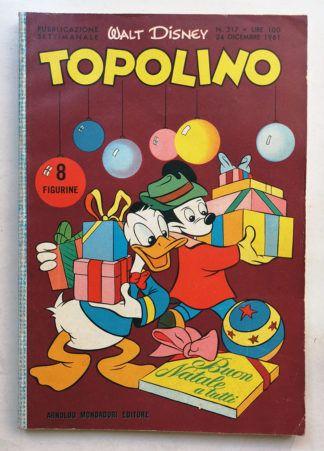 TOPOLINO LIBRETTO n 317