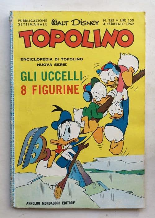 TOPOLINO LIBRETTO n 323