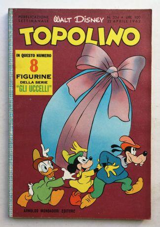 TOPOLINO LIBRETTO n 334