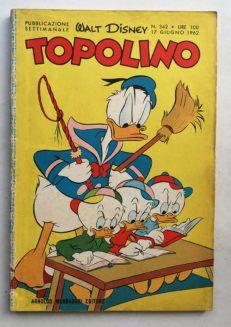 TOPOLINO LIBRETTO n 342