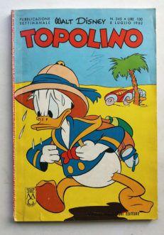 TOPOLINO LIBRETTO n 345