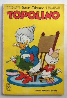 TOPOLINO LIBRETTO n 355