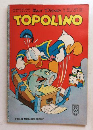TOPOLINO LIBRETTO n 383