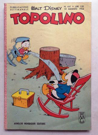 TOPOLINO LIBRETTO n 441