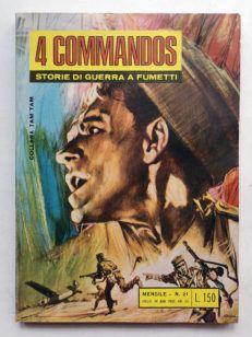4 COMMANDOS 21