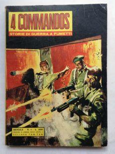 4 COMMANDOS 4