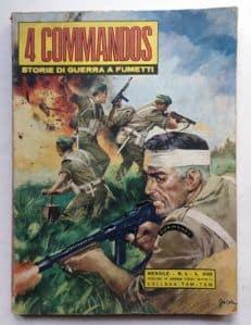 4 COMMANDOS 5