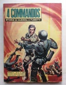 4 COMMANDOS 6