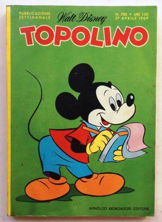 TOPOLINO LIBRETTO n 700