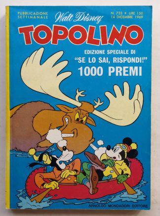 TOPOLINO LIBRETTO n 733
