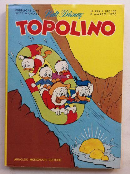 TOPOLINO LIBRETTO n 745