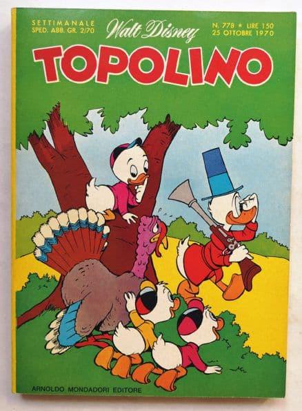 TOPOLINO LIBRETTO n 778
