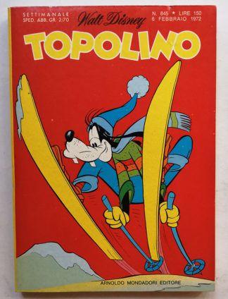 TOPOLINO LIBRETTO n 845