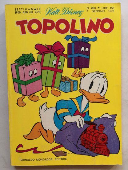 TOPOLINO LIBRETTO n 893