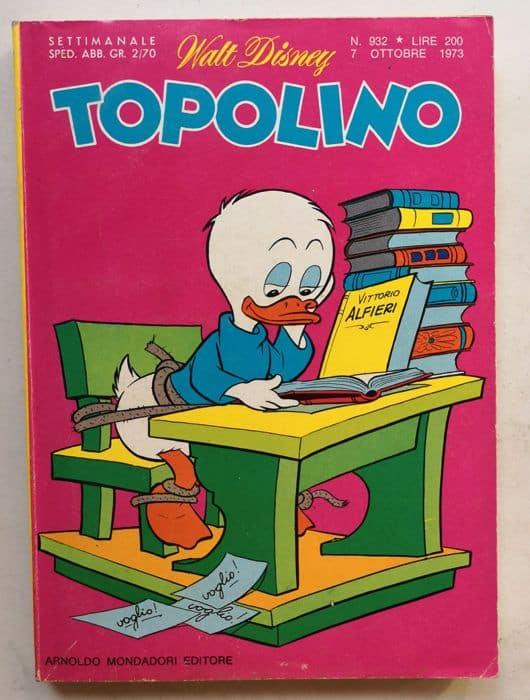 TOPOLINO LIBRETTO n 932