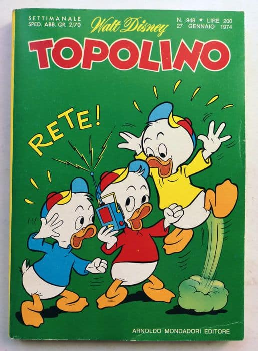 TOPOLINO LIBRETTO n 948